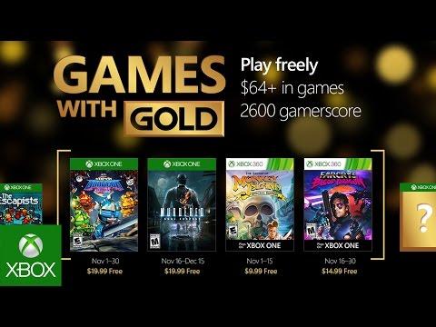 Games With Gold ноябрь: Super Dungeon Bros и Murdered Soul Suspect