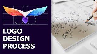로고 디자인 프로세스 A부터 Z까지 요약