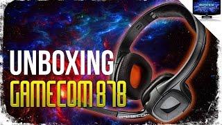 Unboxing [FR] - Test - Micro-casque Sans fil - Plantronics 818 Gamecon