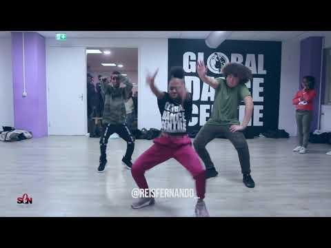Mr Eazi - Open & Close (feat. Diplo) | Reis Fernando Choreography | Afrodance