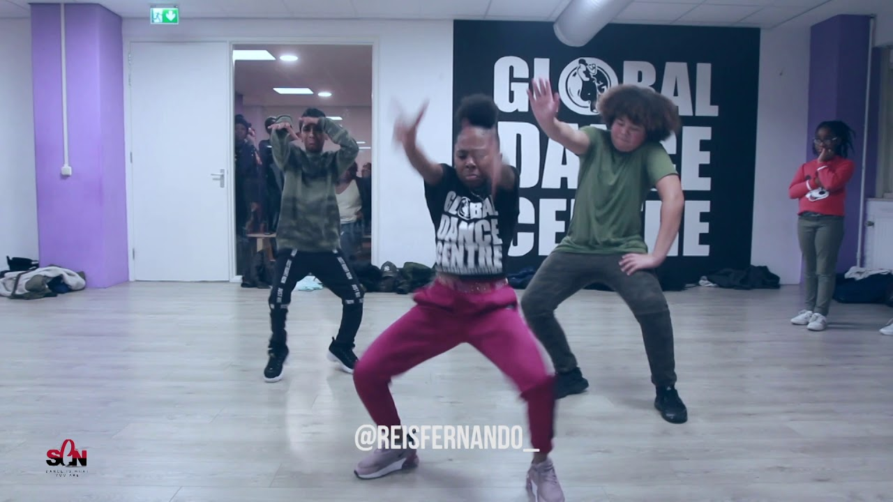Mr Eazi - Open & Close (feat. Diplo) | Reis Fernando Choreography | Afrodance
