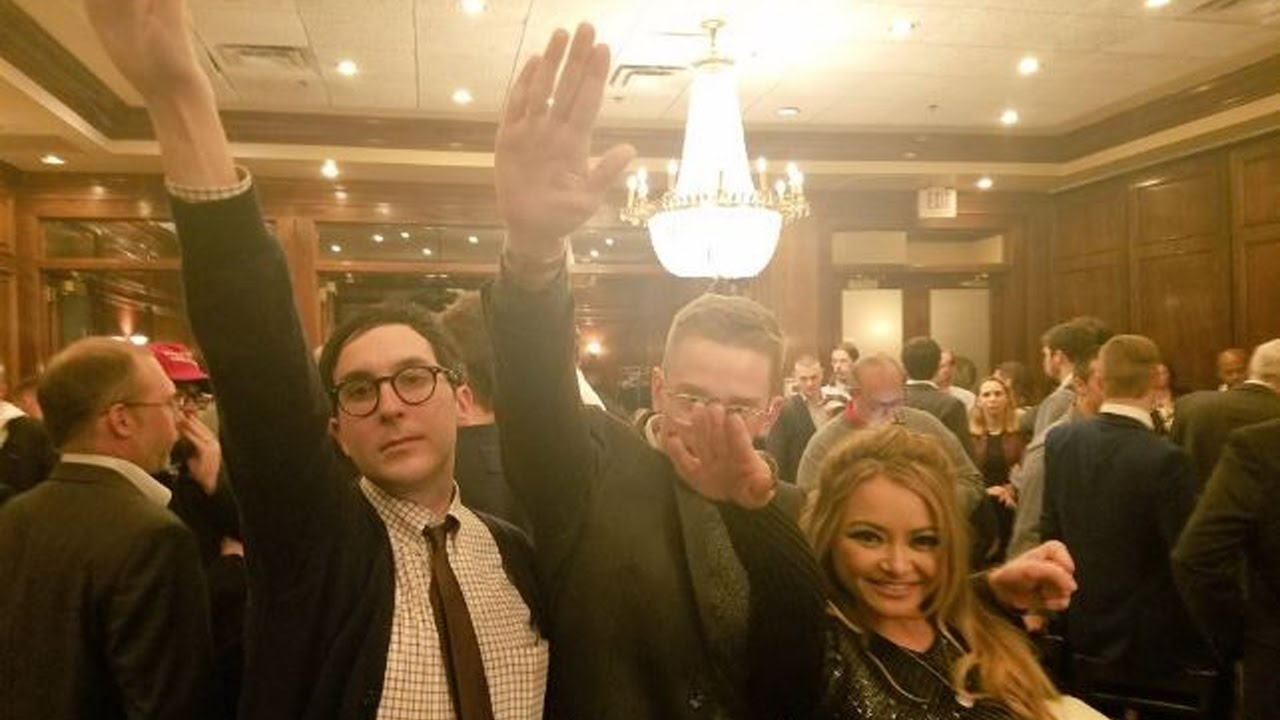 Image result for alt right nazi salute