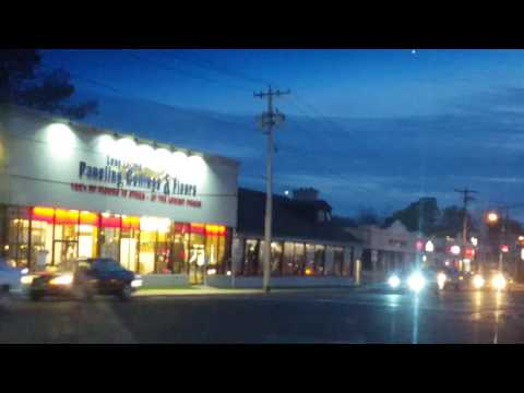 UFO caught on May 10th 2016. Suffolk County Long Island NY.