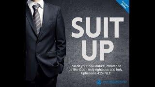 Sunday Service 25 April 2021 | Suit Up (Part 3) | Pastor Dee Olivier | Knysna Vineyard