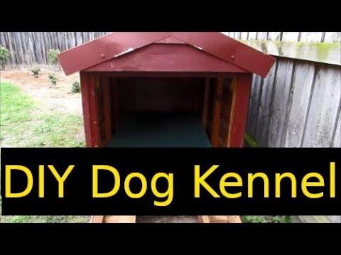 DIY Dog Kennel (Large)