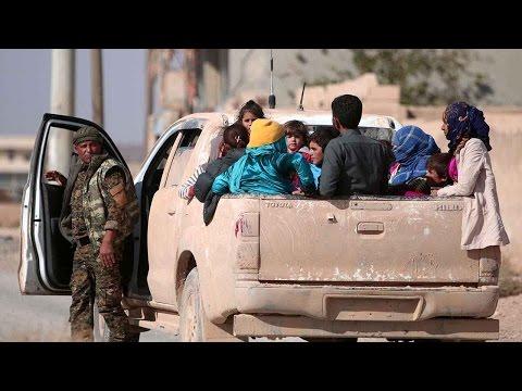 Pentagon: US to probe alleged civilian casualties near Raqqa