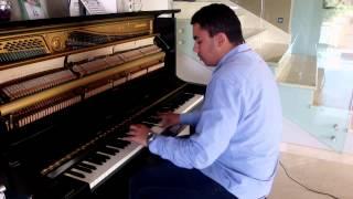 Habaytak bi saif-Fairouz- Piano cover Yassine El bazi