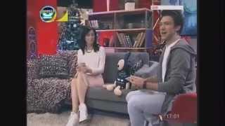 Катя Клэп на МузТВ