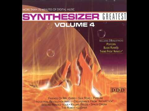 Marouani - Space Opera (Synthesizer Greatest Vol.4 by Star Inc.)