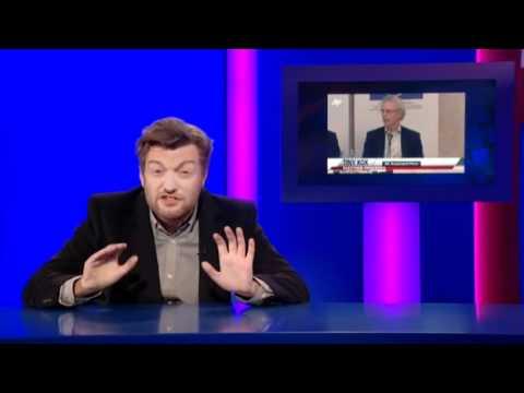 Download Charlie Brooker - US and Putin Election - 10 o'clock live