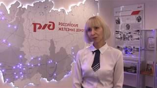 В Волгоградском ж/д техникуме прошла церемония посвящения в студенты