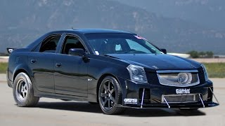 1BADLAC - 1300hp Turbo CTS-V!