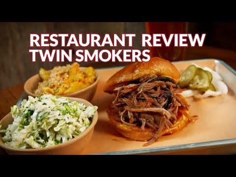 Restaurant   Twin Smokers BBQ, Barbecue  Atlanta Eats