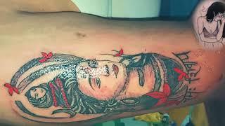 #shiv #tattoos Gaurav Nayak #tattoo