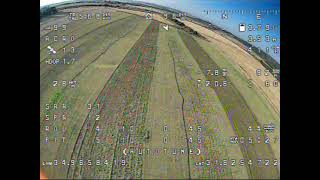 First Fly On Z84 With Inav 3.0 . Autotune.