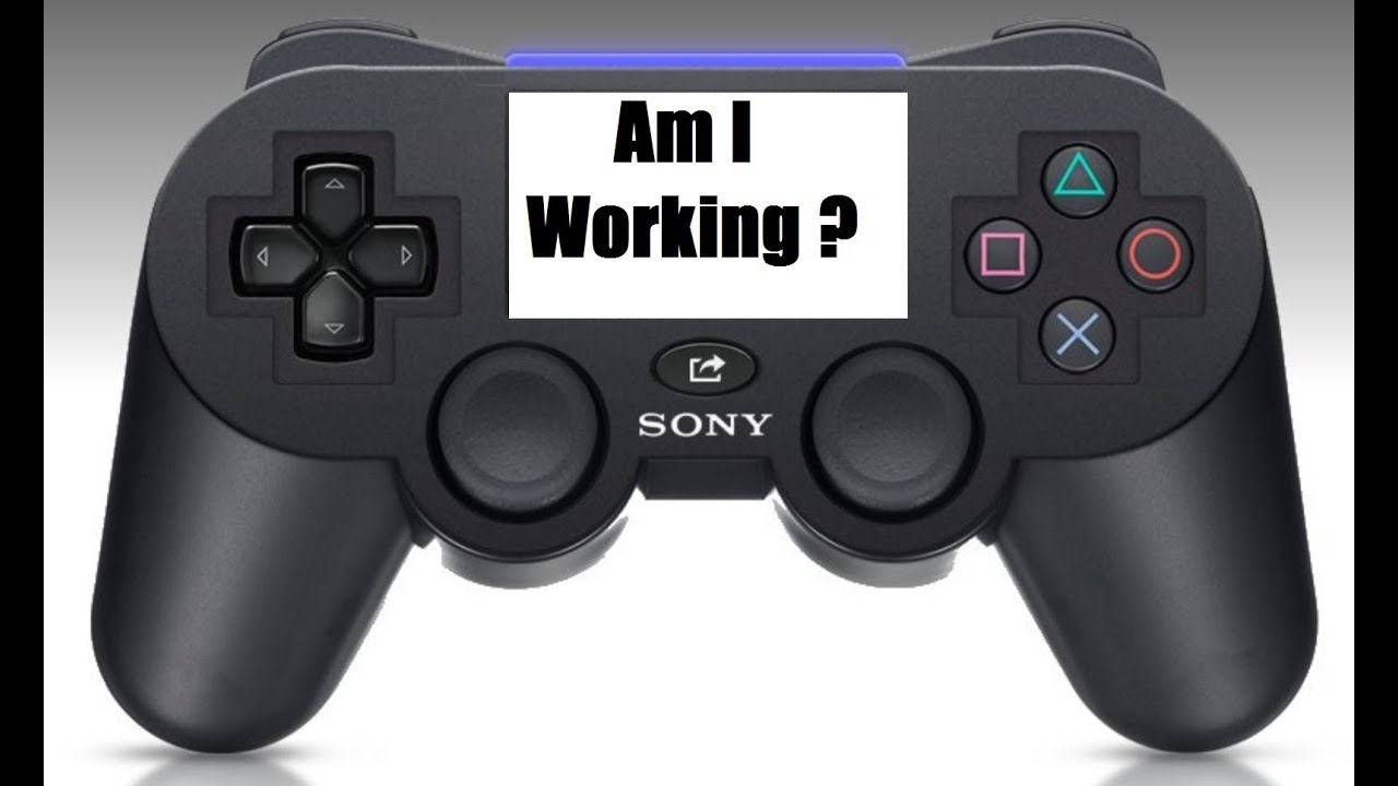 ps4 controller drivers windows 7