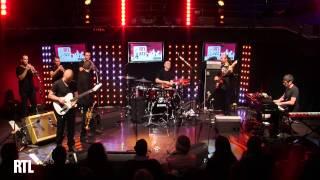 Ibrahim Maalouf - Nomade slang en live dans RTL JAZZ FESTIVAL - RTL - RTL