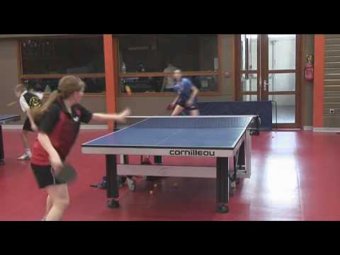 P le espoir ile de france de tennis de table mars 2010 - Tournoi tennis de table ile de france ...