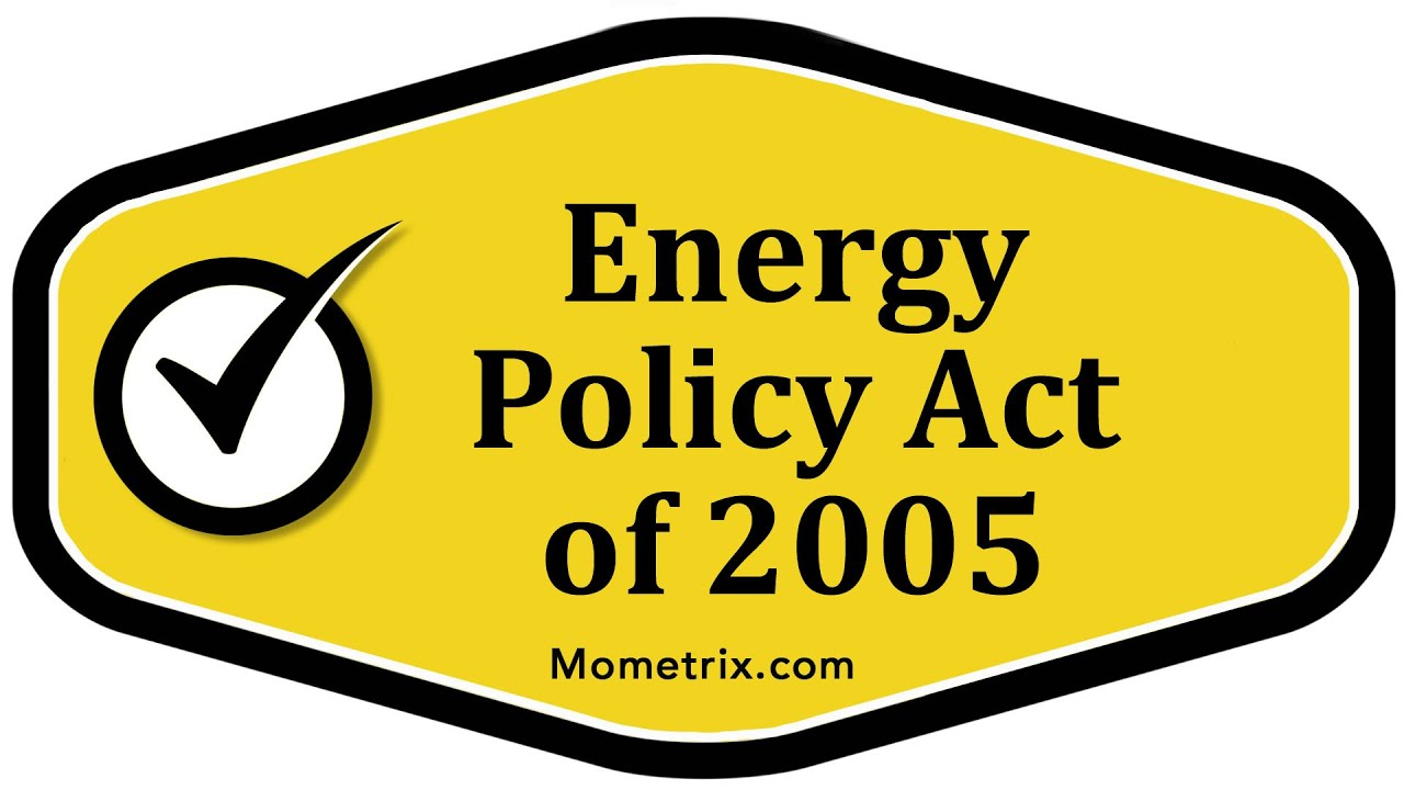 Energy policy of the United States
