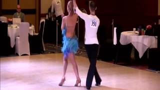 International Latin Pro/Am Competition - Savannah Dance Classic 2016 - Intermediate Bronze