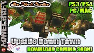 Minecraft Los Block Santos LBS City Daily Update Ep 8 Upside Down Town