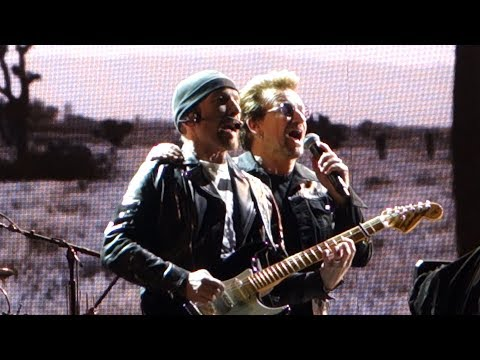 U2 - I Still Haven't Found What I'm Looking For – Live In Santa Clara