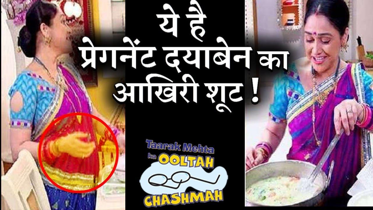 Download Dayaben shoots last episode for Tarak Mehta Ka Oolta Chashma