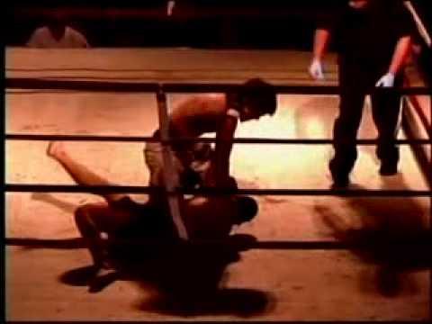 Jose Luis Murillo VS Brett Roller Round 1