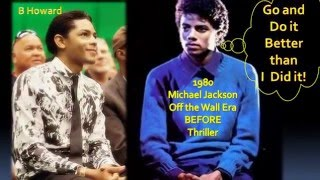 Repeat youtube video OMG!! B Howard IS Michael Jackson's Son! Keeping it 100 Video!!  Part 19 HD1080i