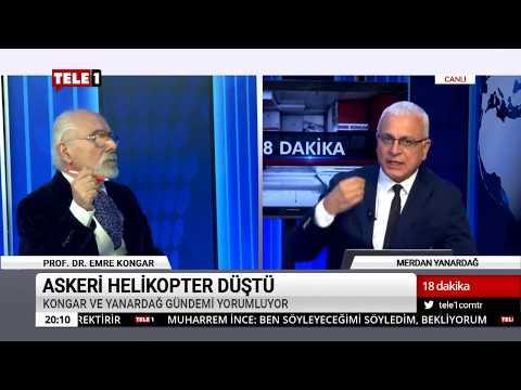 18 Dakika - (26 Kasım 2018) Merdan Yanardağ & Prof. Dr. Emre Kongar | Tele1 TV