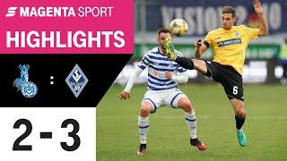 MSV Duisburg - SV Waldhof Mannheim | Spieltag 25, 19/20 | MAGENTA SPORT