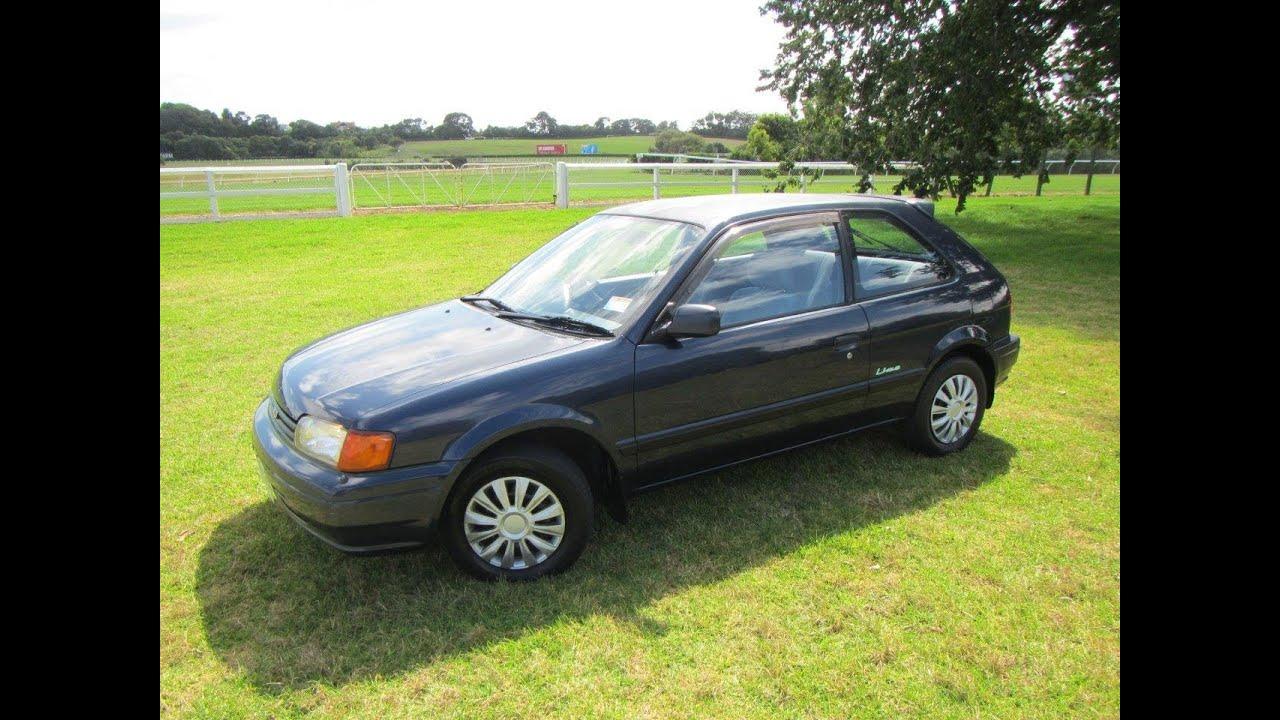 1994 Toyota Corolla Ii Hatchback 1 Reserve Cash4cars