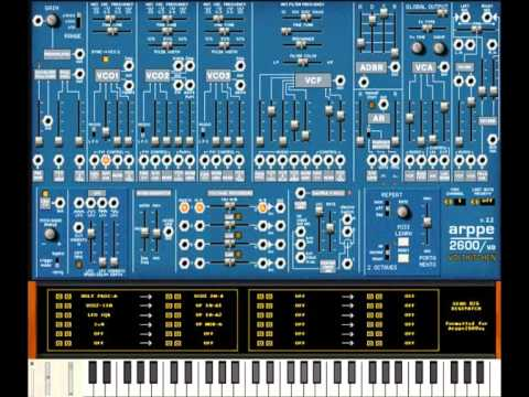 Freeware Software Synthesizer Top 100 - Vol.2 - May 2013 by CHE