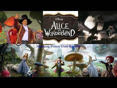 Joshua Orro's Alice In Wonderland (2010 Tim Burton Film) Blog