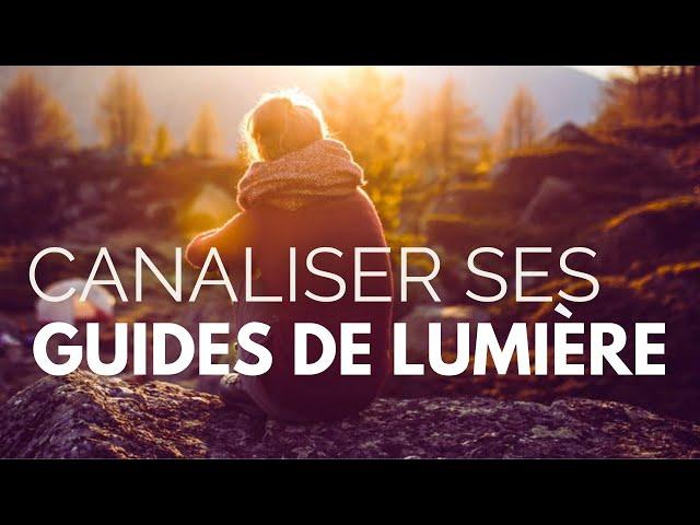 COMMENT CANALISER ses guides de lumière ?