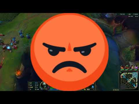 League of Legends Funny moments - Swedish Edition Trolling Luis