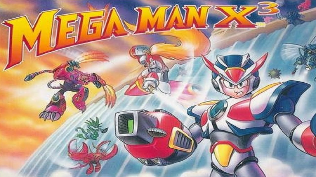 Mega Man X3 Walkthrough Longplay 100% with Zero Saber HD
