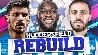 REBUILDING HUDDERSFIELD TOWN!!! FIFA 19 Career Mode