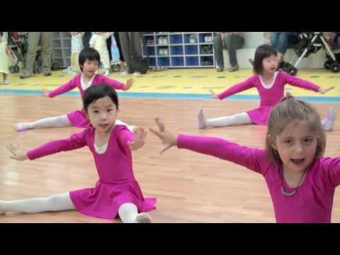 Chinese Dance at