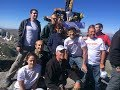 Trobada Del Canigo 2017 team Nefiac-Montbolo 1