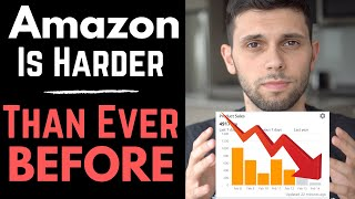 Why Amazon FBA Is Harder Than Ever Before And What To Do About It
