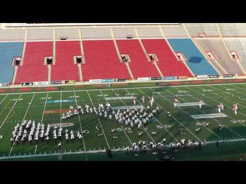 Showbands Live 2017 Finals - Calgary Roundup Band - Wide