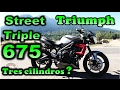 Triumph Street Triple R 675 | Review en español