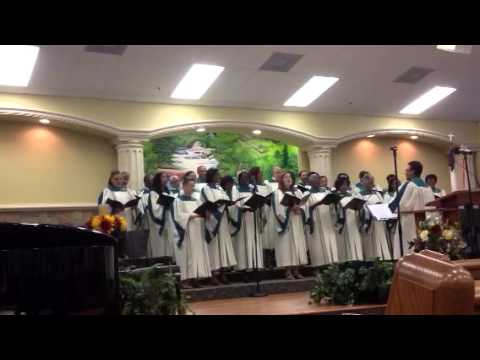 "Ridge Area  SDA church choir ""Let Mount Zion Rejoice"""
