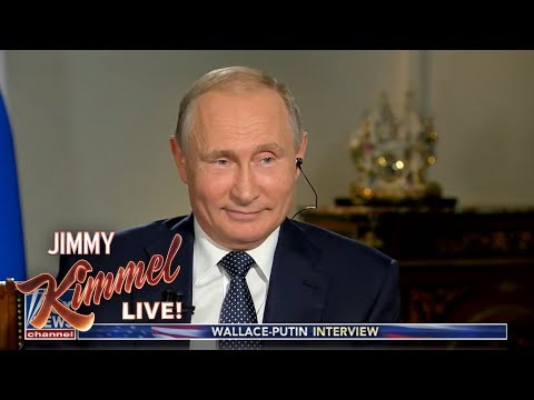 Imagine Fox News Coverage If Obama Supported Putin