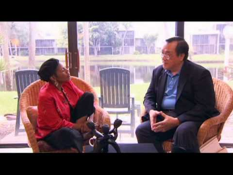 """Black and Asian relations, """"Crossing Cultures, Changing Lives"""" (WBEC-TV) with Kitty Oliver"""