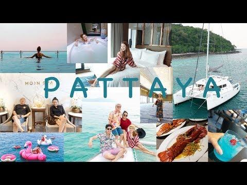 TRAVEL || Chilling in Pattaya พาครอบครัวไปชิลที่พัทยา || NinaBeautyWorld