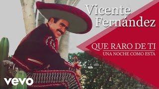 Vicente Fernández - Una Noche Como Esta (Cover Audio)