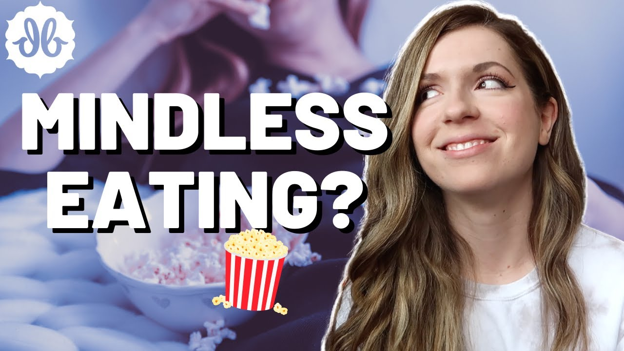 3 Videos You MUST Watch to Begin Eating Mindfully!