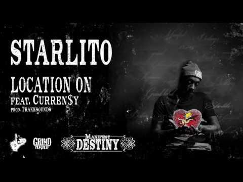 Starlito - Location On feat. Curren$y